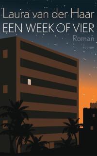 Boekcover Een week of vier