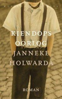Boekcover Kiendops oorlog