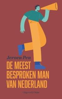 Boekcover De meest besproken man van Nederland