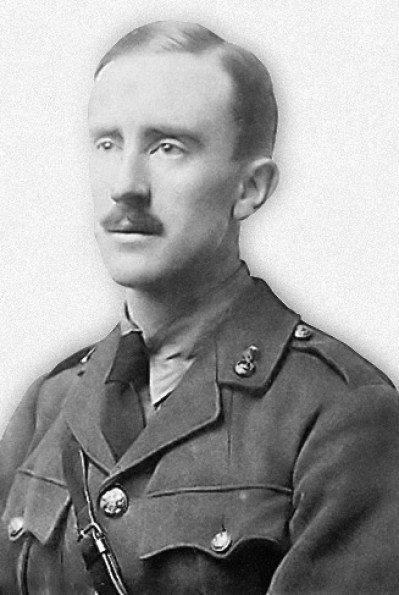 Foto J.R.R. Tolkien