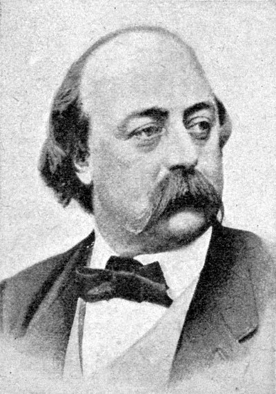 Foto Gustave Flaubert