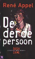 Boekcover De derde persoon