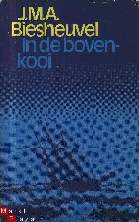 Boekcover In de bovenkooi