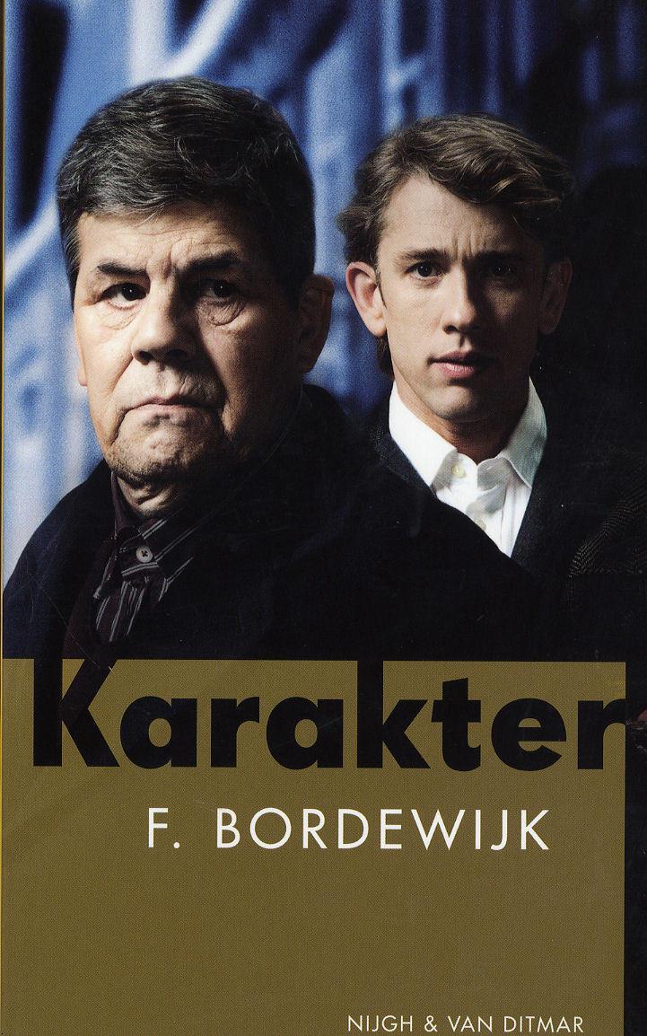 Boekcover Karakter