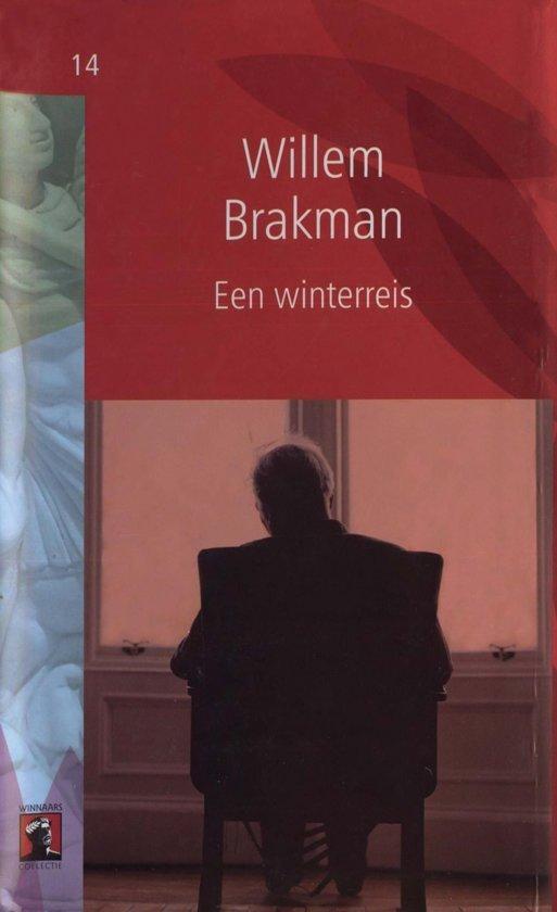 Boekcover Een winterreis