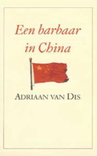 Boekcover Een barbaar in China