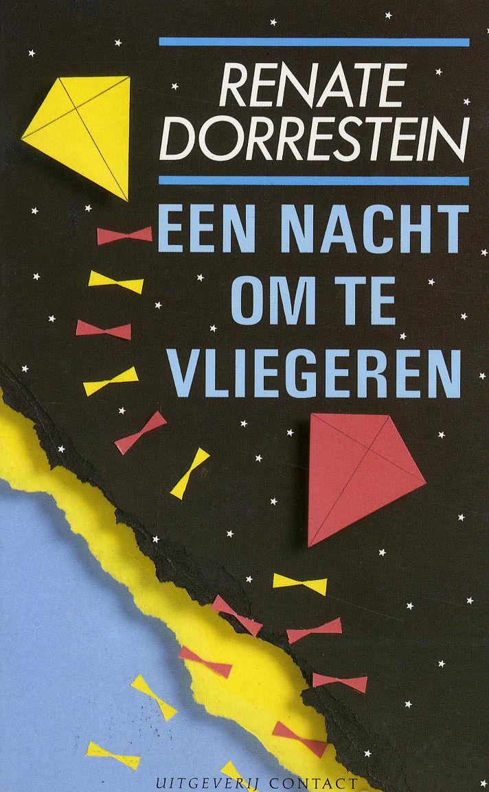 Boekcover Een nacht om te vliegeren