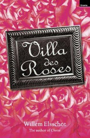 Boekcover Villa des Roses