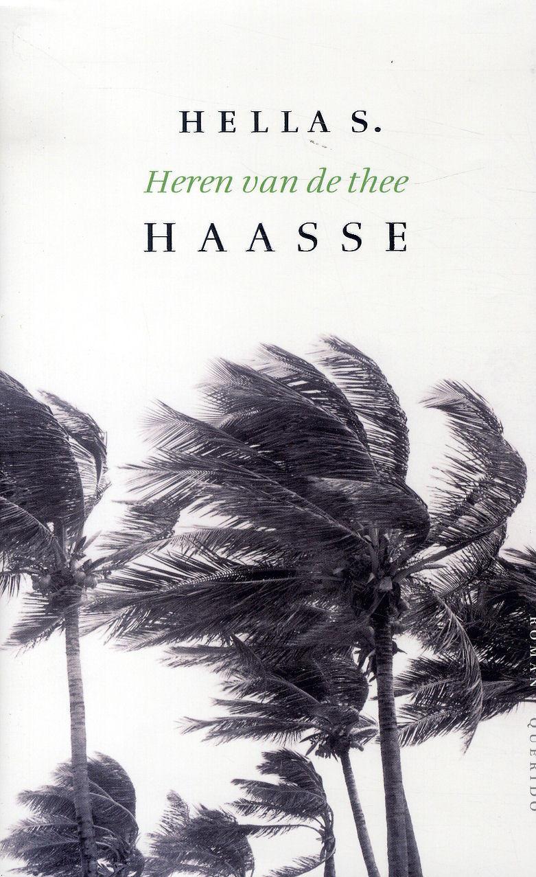 Boekcover Heren van de thee