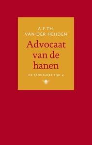 Boekcover Advocaat van de hanen