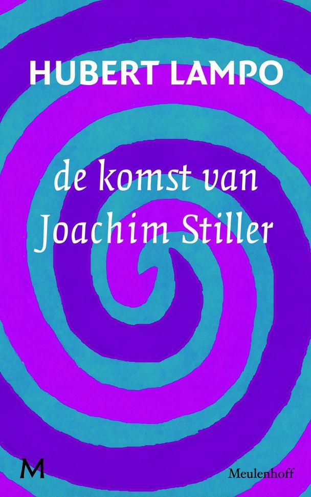 Boekcover De komst van Joachim Stiller