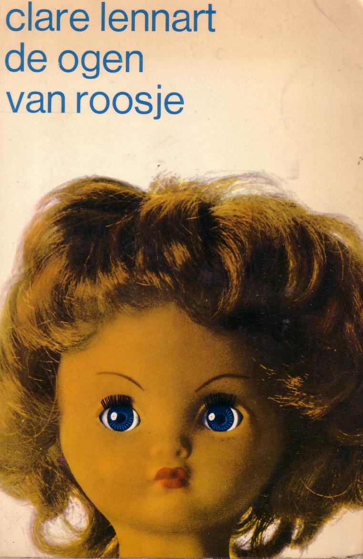 Boekcover De ogen van Roosje