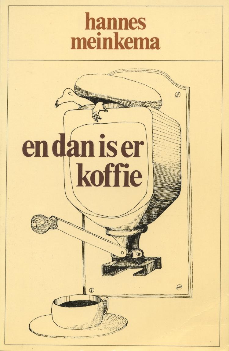 Boekcover En dan is er koffie