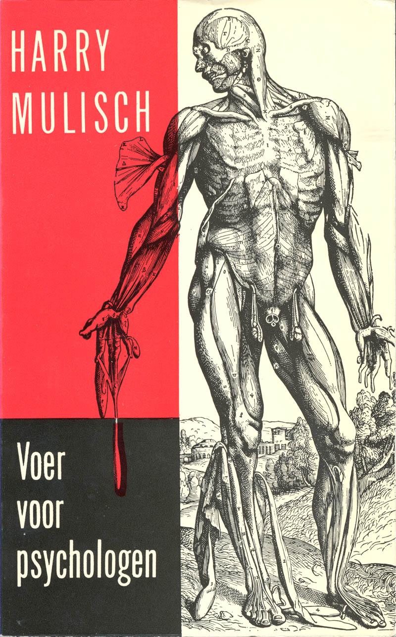 Boekcover Voer voor psychologen