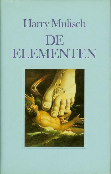 Boekcover De elementen