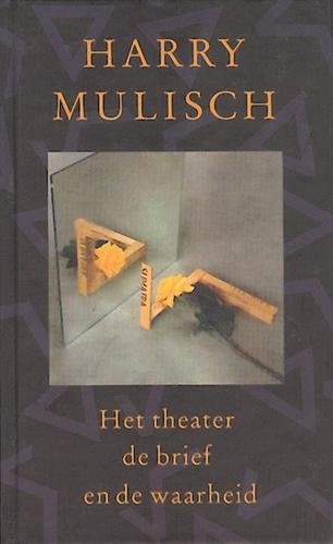 Boekcover Het theater, de brief en de waarheid