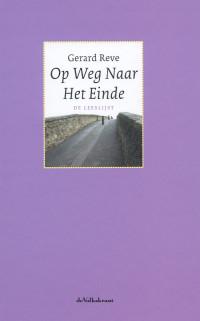 Boekcover Op weg naar het einde