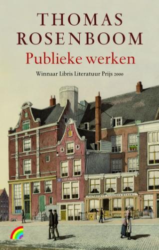 Boekcover Publieke werken