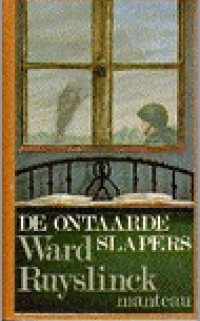 Boekcover De ontaarde slapers