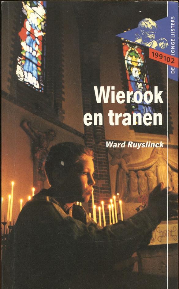 Boekcover Wierook en tranen