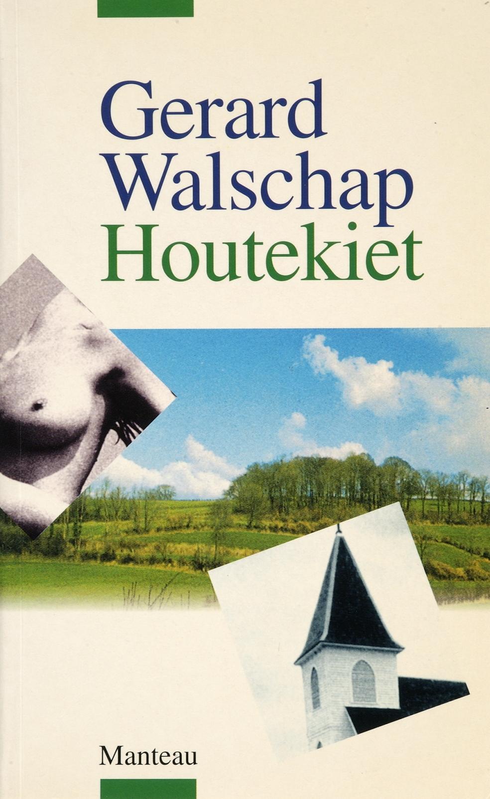 Boekcover Houtekiet