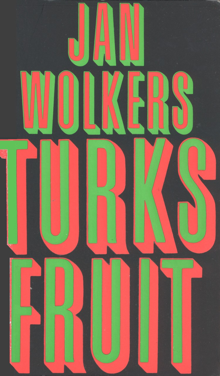 Boekcover Turks fruit