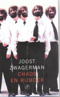 Boekcover Chaos en rumoer