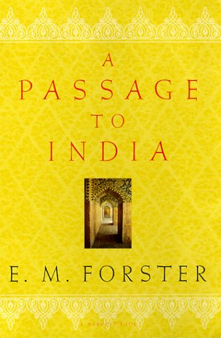 Boekcover A Passage to India