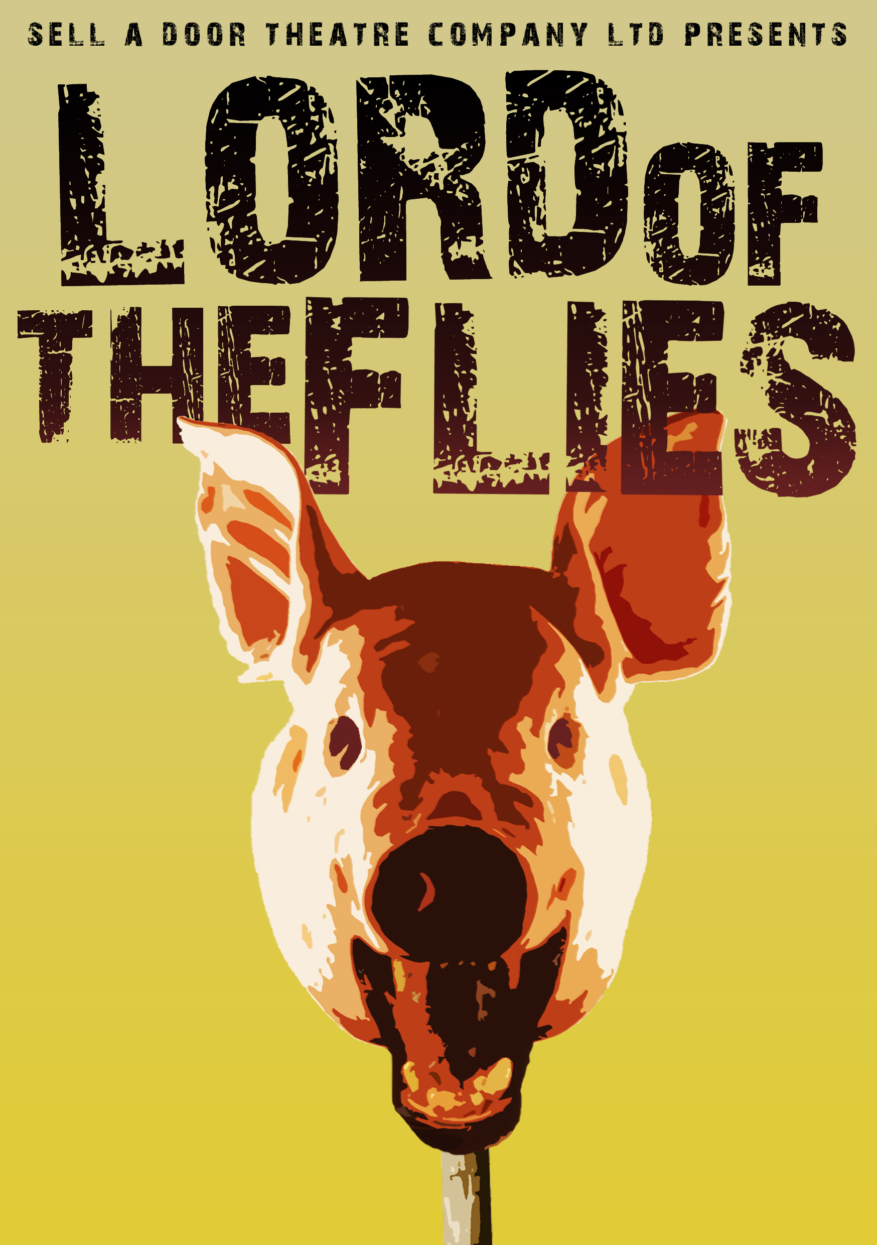 Boekcover Lord of the flies