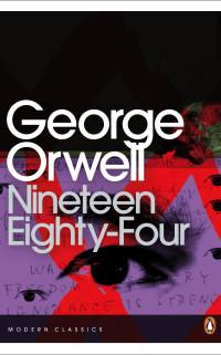 Boekcover Nineteen eighty-four