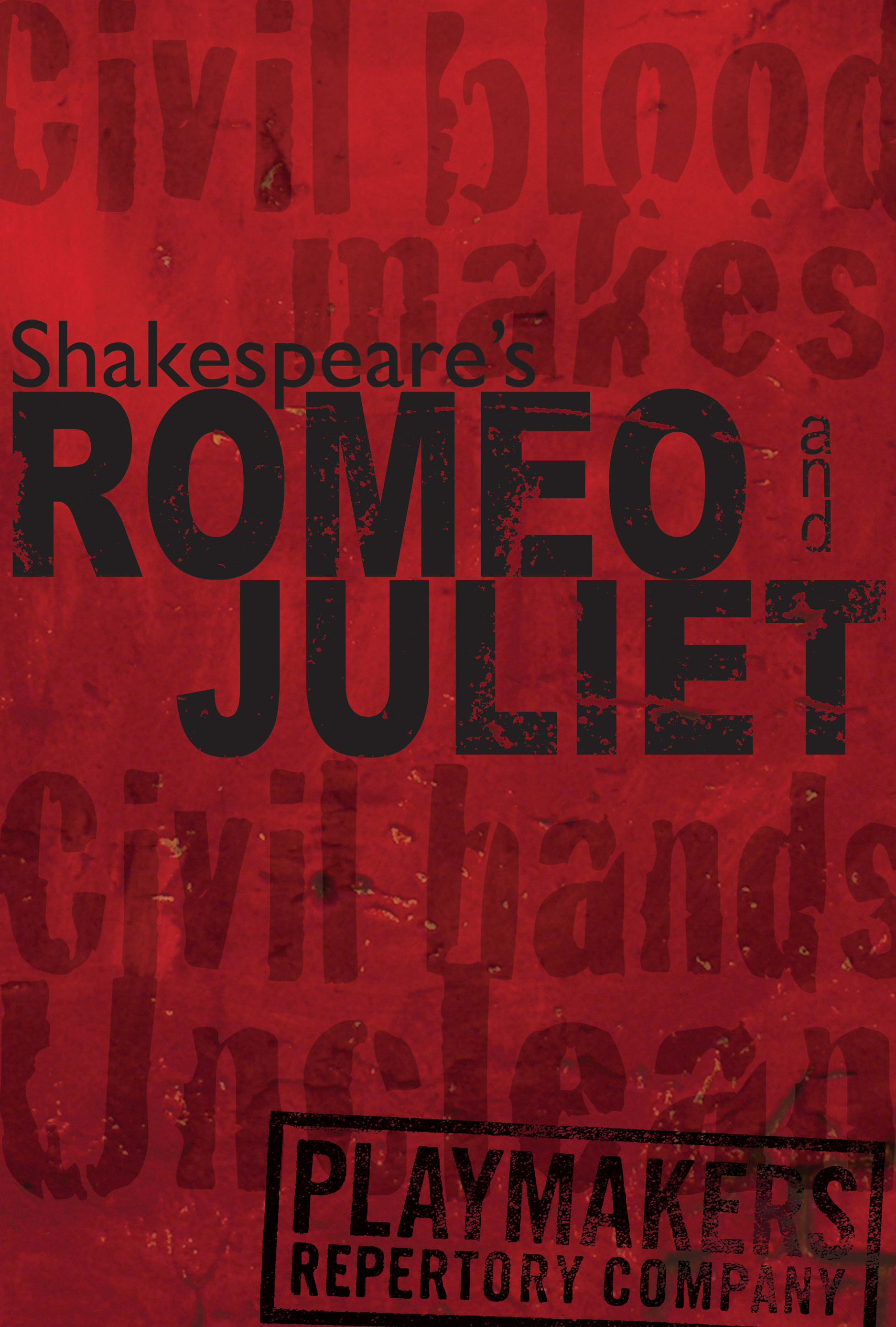 Boekcover Romeo and Juliet
