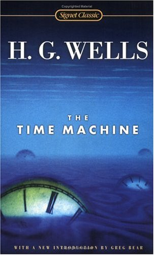 Boekcover The time machine
