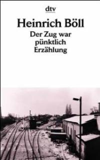 Boekcover Der Zug war pünktlich
