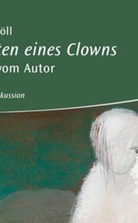Boekcover Ansichten eines Clowns