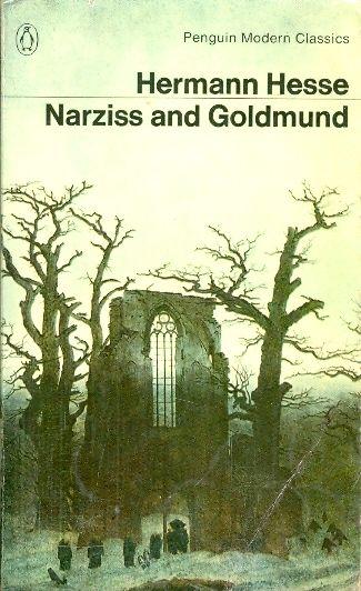 Boekcover Narziss und Goldmund