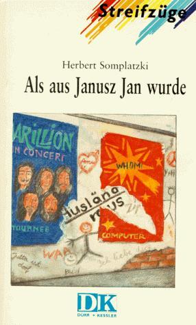 Boekcover Als aus Janusz Jan wurde