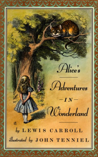 Boekcover Alice in Wonderland