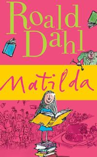 Boekcover Matilda