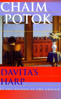 Boekcover Davita's harp