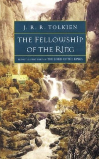 Boekcover The lord of the rings: Fellowship of the ring