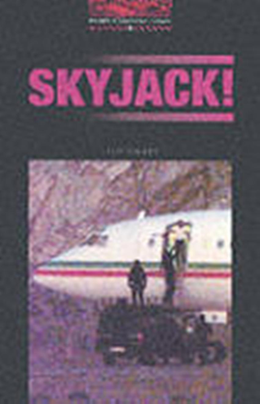 Boekcover Skyjack
