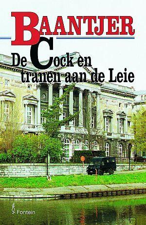 Boekcover De Cock en de tranen aan de leie