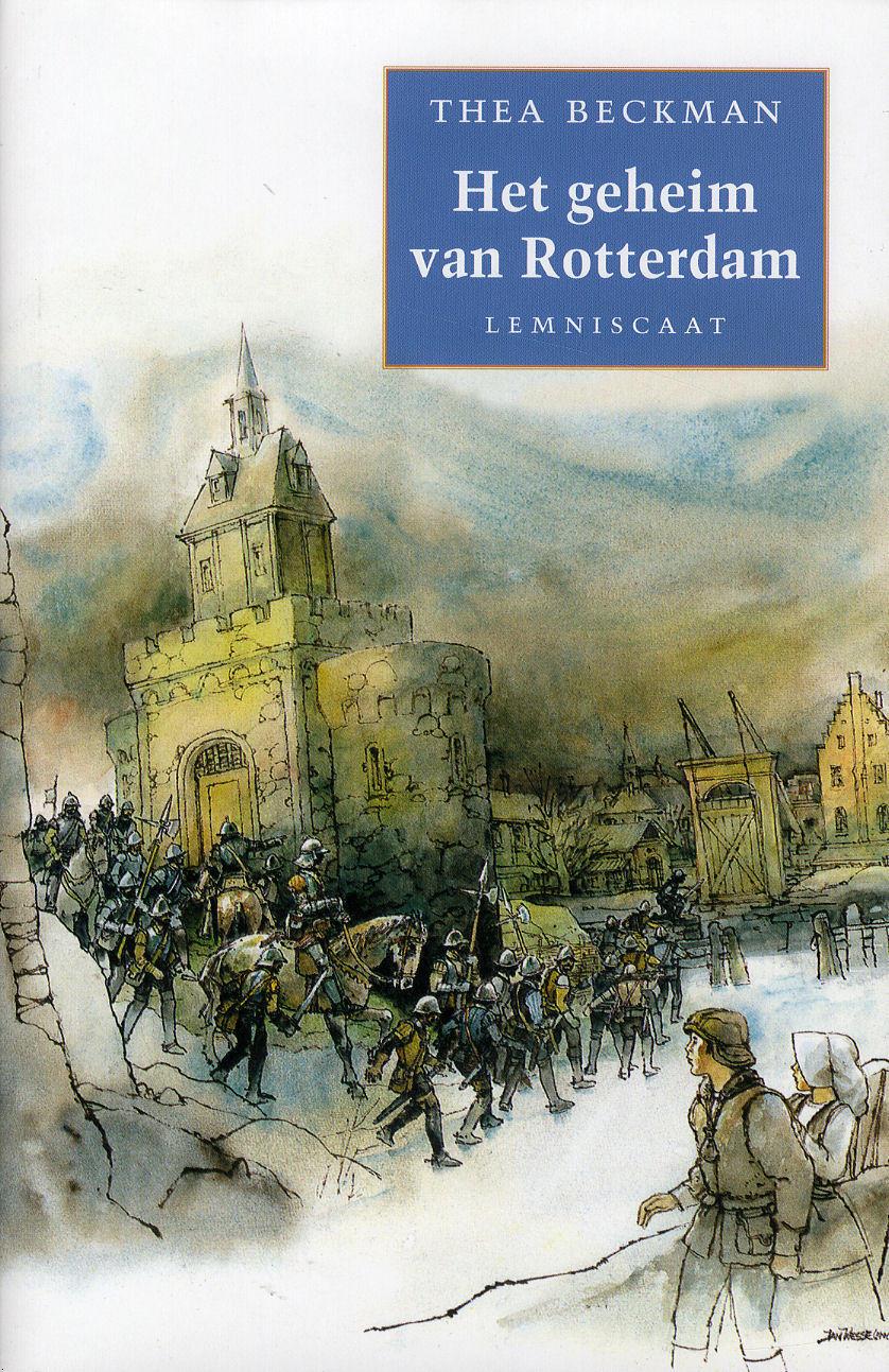Boekcover Het geheim van Rotterdam