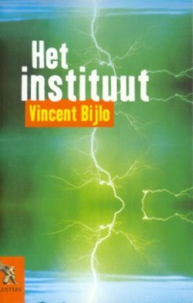 Boekcover Het instituut