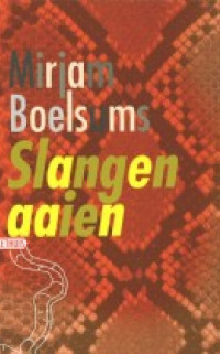 Boekcover Slangen aaien
