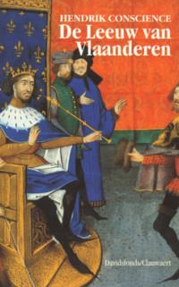 Boekcover De leeuw van Vlaanderen