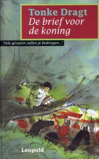 Boekcover De brief voor de koning