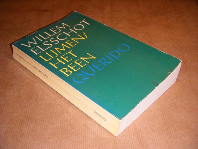 Boekcover Lijmen / Het been