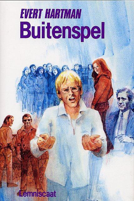 Boekcover Buitenspel