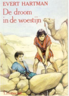 Boekcover De droom in de woestijn